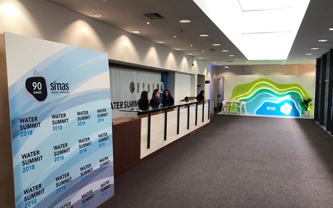 ID Tech at Water Summit 2018, SIMAS